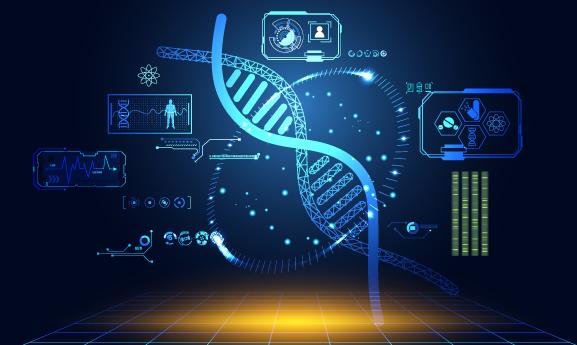 digital integration of genetic diagnosis