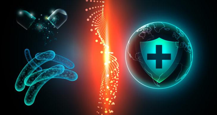 CRISPR kill antimicrobial resistant bacteria