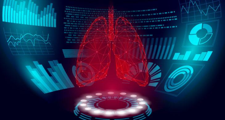 Nanosensors detect lung disease