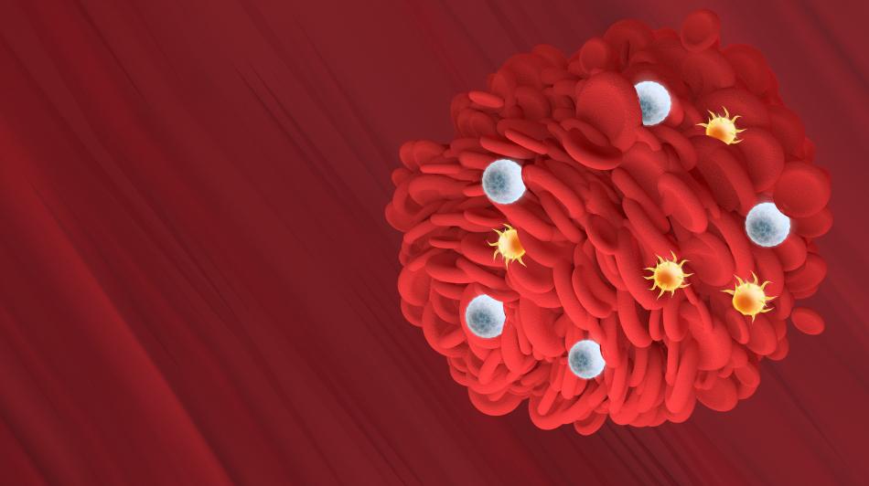 blood clot vaccine