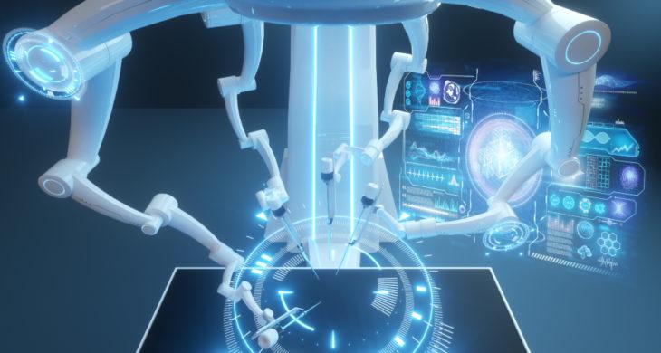 AI-robot to diagnose colon cancer