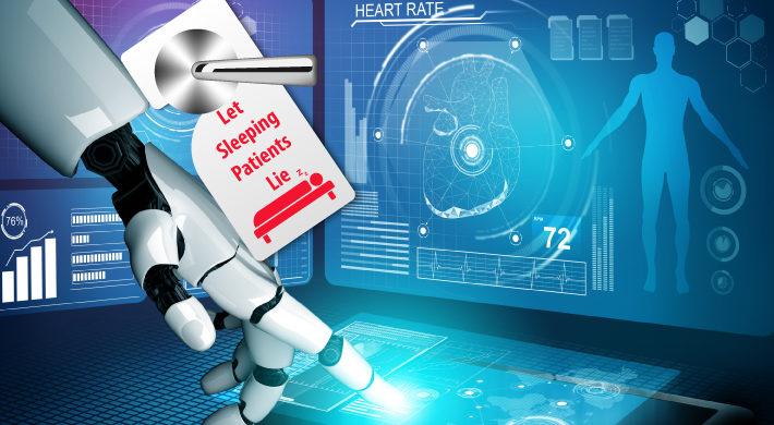 AI eliminates patient vitals monitoring