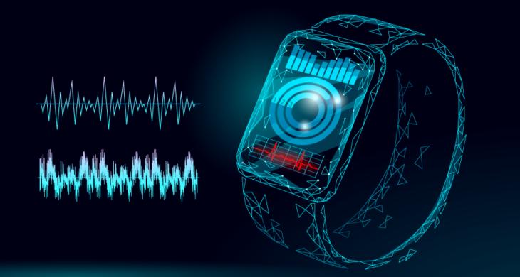 smartwatch to detect Parkinson's tremors