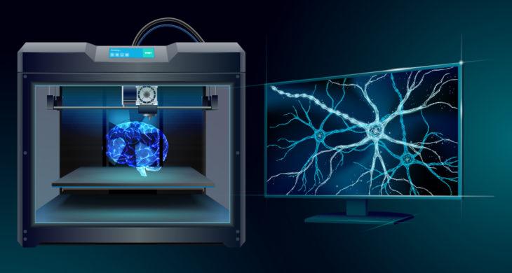 bioprinting with hydrogel for regenerative medicine