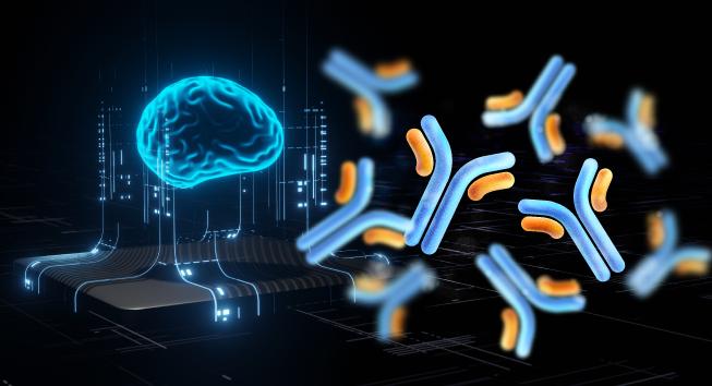 AI accelerate antibody optimisation