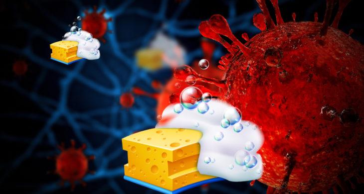 nanodecoys to treat COVID-19